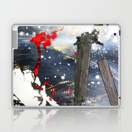 Exploding matchsticks   Laptop & iPad Skin
