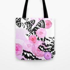 Camellia Blush Tote Bag