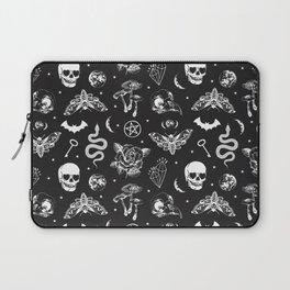 Witchcraft B&W Laptop Sleeve