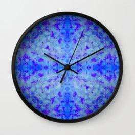 jewelled cross 3 Wall Clock