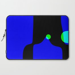 straight, no chaser (iteration 1) Laptop Sleeve