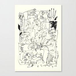 Scouts Canvas Print