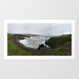 Bodega Bay Beauty Art Print
