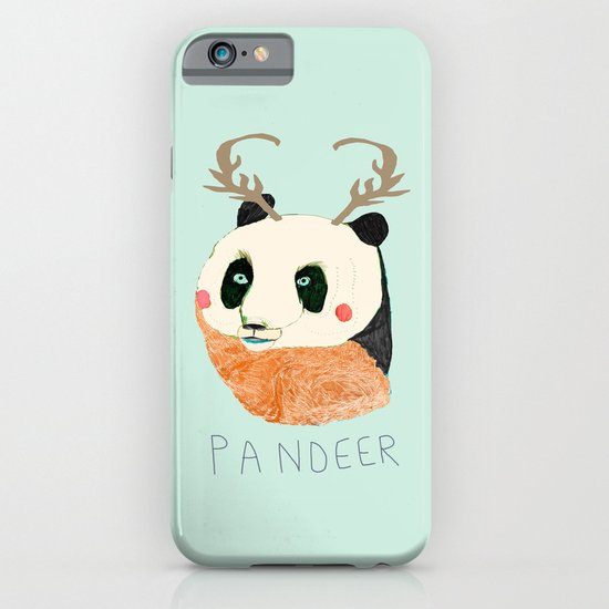 PANDEER :D iPhone & iPod Case