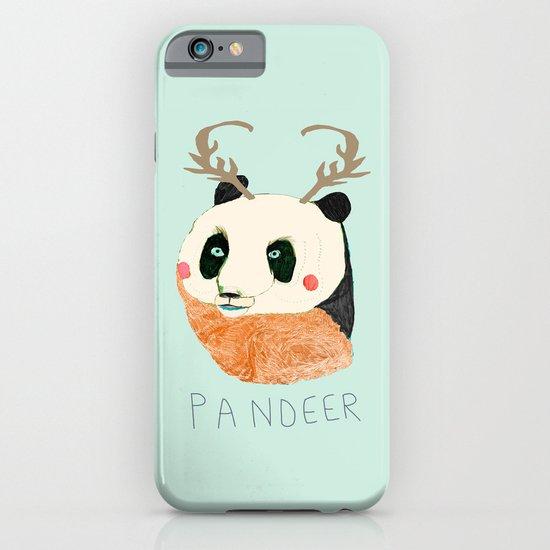 PANDEER :D iPhone & iPod Case