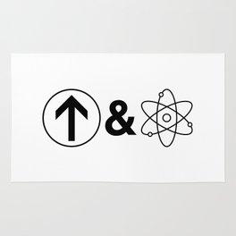 Up&Atom. Rug