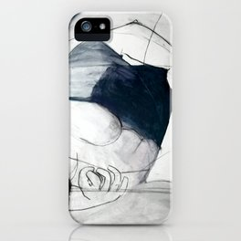 A Cameo Heart iPhone Case