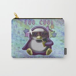 Too Cool for Fools v03 Carry-All Pouch