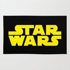 Star Wars Abstract Hoops Rug