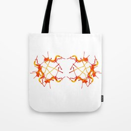 Chineses Dreamcatcher Tote Bag