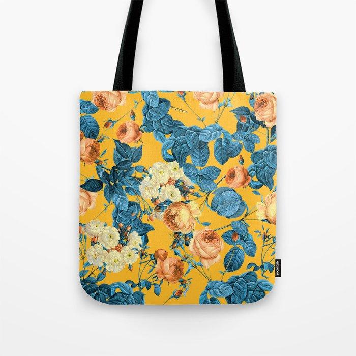 Summer Botanical II Tote Bag
