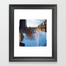 Upside Down #1 Framed Art Print