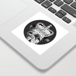 FRENCH BULLDOG FORNASETTI 1 Sticker