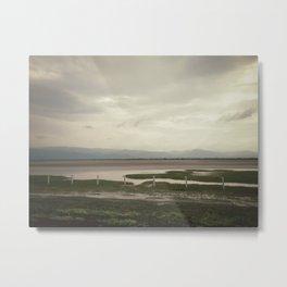 lagoons Metal Print