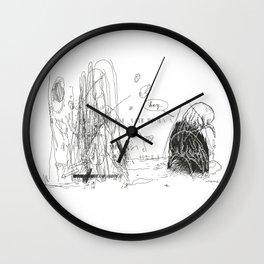 Acarism Hey Wall Clock