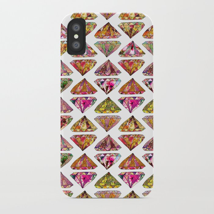 These Diamonds Are Forever iPhone Case