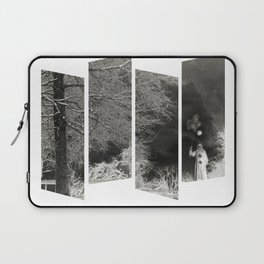 Coulrophobia Woods Laptop Sleeve