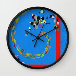Play Time... Wall Clock