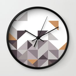 Adscititious No. 3 Wall Clock