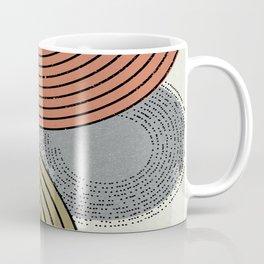Retro Minimalist Design Coffee Mug