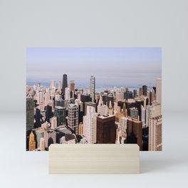 Sweet Home Chicago Mini Art Print