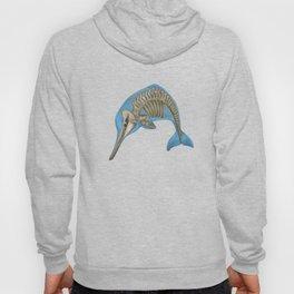 Baiji Dolphin Hoody
