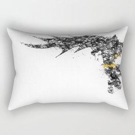 Bruce Colour Bomb Rectangular Pillow