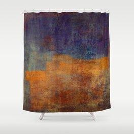 El Encuentro de las Aguas Shower Curtain
