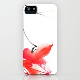 will be your flower iPhone Case