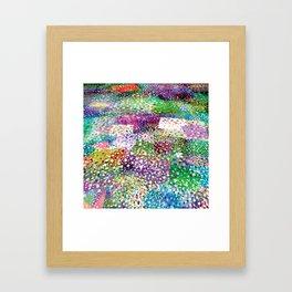 Rainbow Terra Firma Framed Art Print