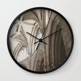 Santa Maria Maior de Lisboa Wall Clock