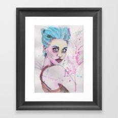 Raggedy Ally Framed Art Print