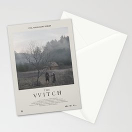 The Witch (2015) Minimalist Poster Stationery Cards