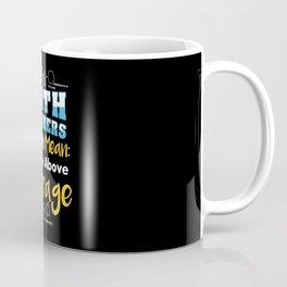 Math Teachers Aren't Mean Coffee Mug