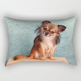 Chihuahua Rectangular Pillow