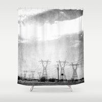 arizona Shower Curtains featuring Arizona by Whitney Retter