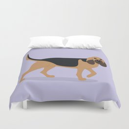Bloodhound Duvet Cover