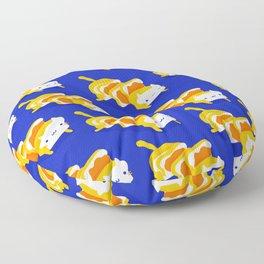 Toast Cat Floor Pillow