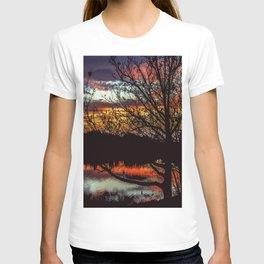 Halibut Point Sunset T-shirt