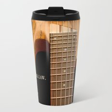 Music is a Moral Law Travel Mug