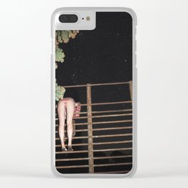 Spank Me Clear iPhone Case