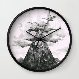 When We Peak Wall Clock