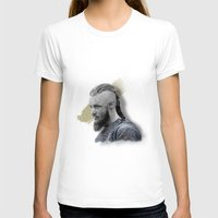 vikings T-shirts featuring Ragnar Lothbrok - Vikings by firatbilal