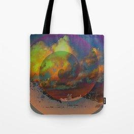 Kaleidoscope Whorl Tote Bag