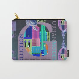Live in the city 1 Carry-All Pouch