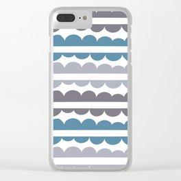 Mordidas Niagara Clear iPhone Case