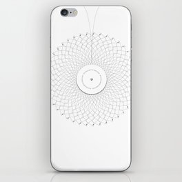 Spirobling X iPhone Skin