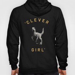 Clever Girl (Dark) Hoody