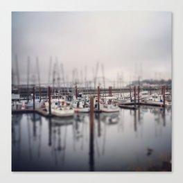 Newport, Oregon Canvas Print