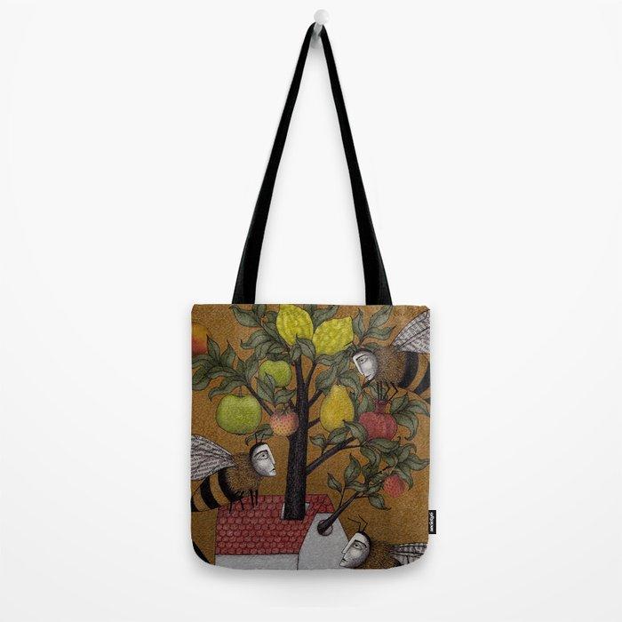 We need the BEE! Tote Bag